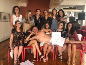 Nude Art Parties Melbourne