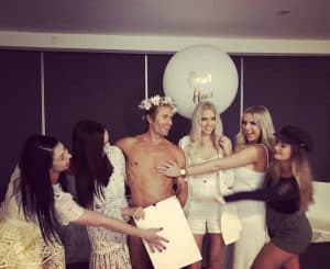 Nude Art Hens Night Gold Coast